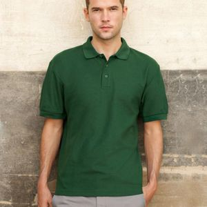 Fruit Of The Loom Heavyweight Polo Shirt